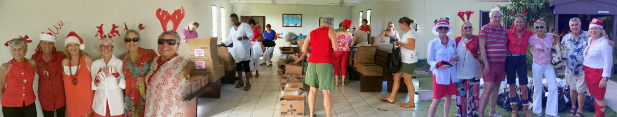 Terrific Christmas Hampers International Women39S Club Of Antigua Amp Barbuda Easy Diy Christmas Decorations Tissureus