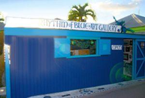 The Rhythm of Blue Art Gallery